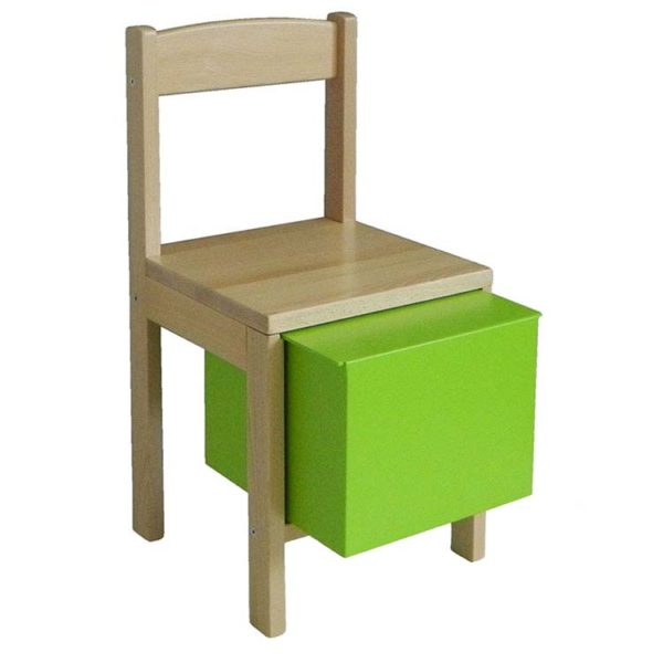 Baff Drumming Chair - Green
