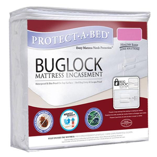 Bug Lock Mattress Encasement