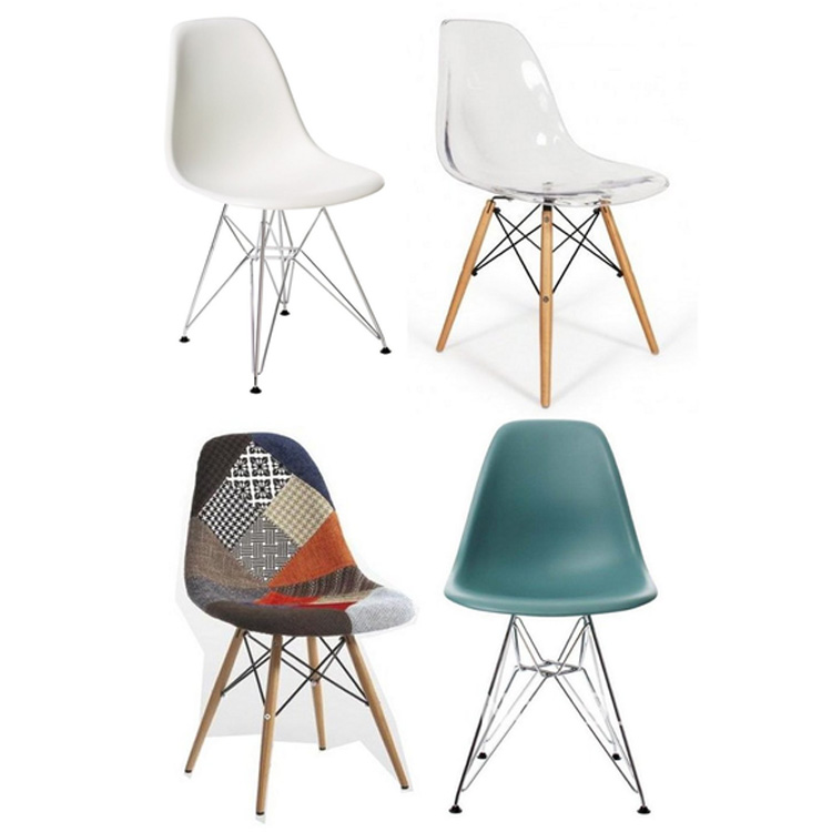 Classic replica eames chair clever little monkey for Eames chair replica deutschland