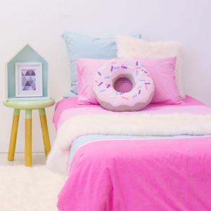 Foxy Pink Duvet Set