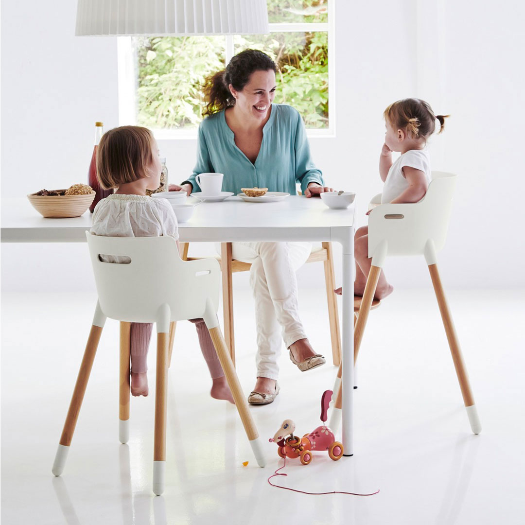 junior chair up to  yrs by flexa  clever little monkey -  flexa junior chair