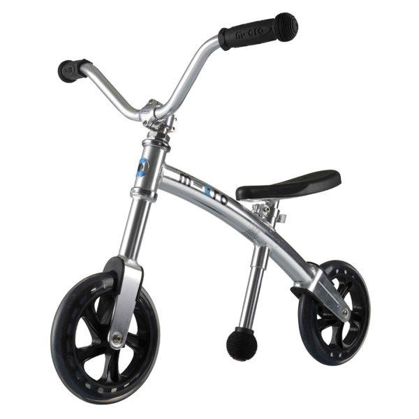 Balance Bike Seat Down