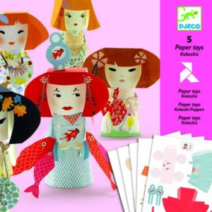 Kokeshis-Paper-Toys-Djeco