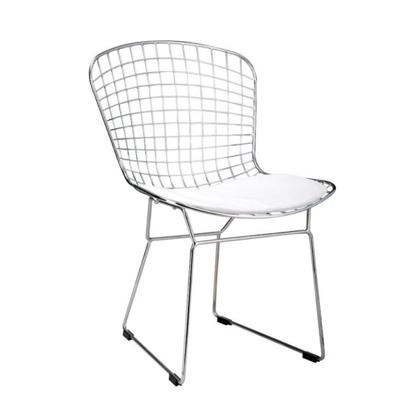 Replica White Bertoia Kids Chair