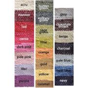 Rug colours- wovem
