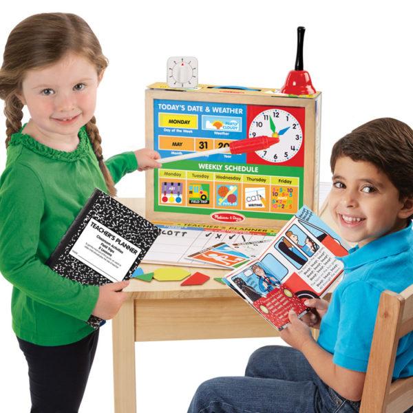 School Time! Classroom Play