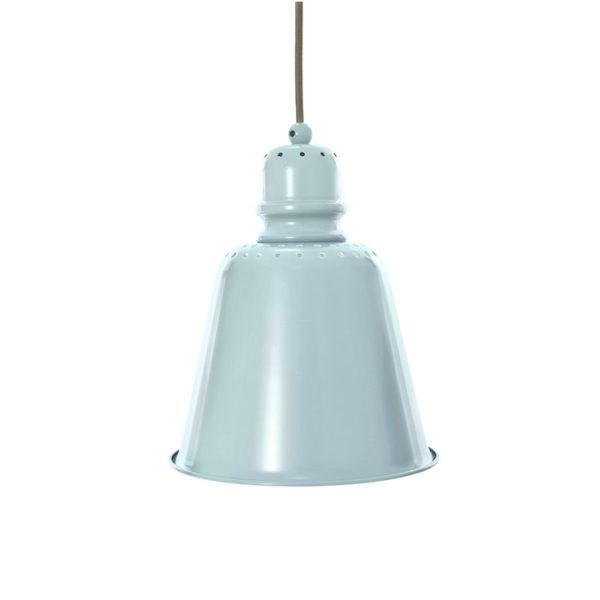 Sebra Metal Pendant Lamp - Blue
