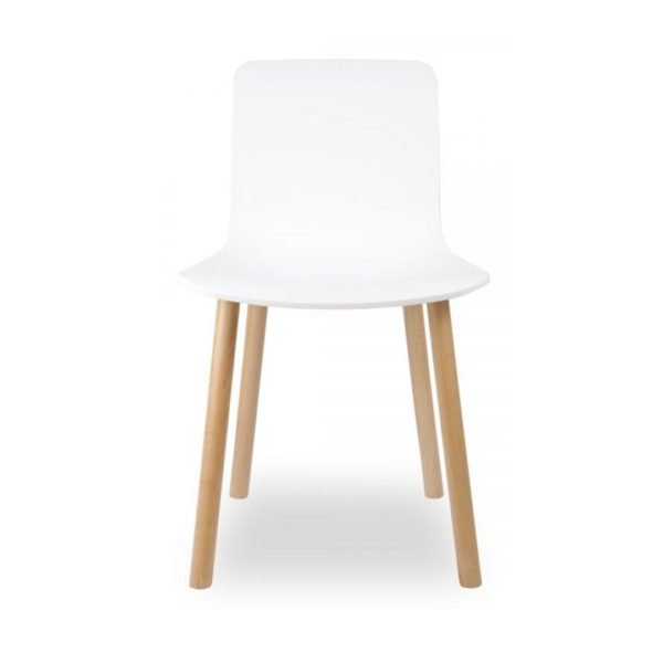 White Simple Chair