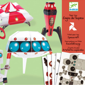 Spacecraft-Paper-Toys-Djeco