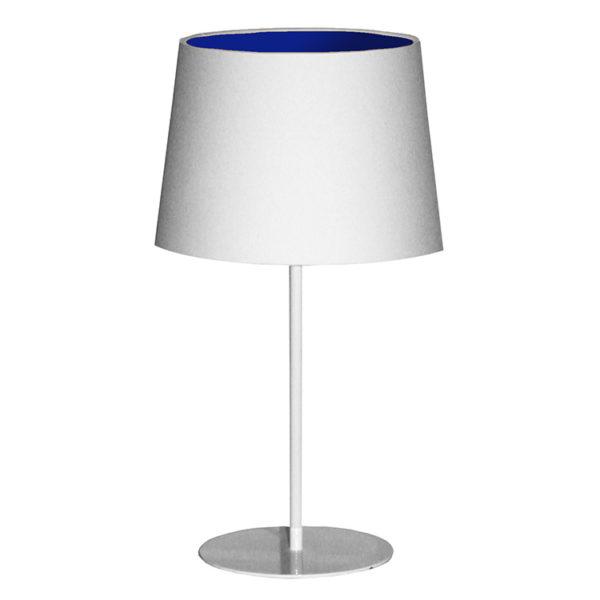 Metal Upright Lamp Inverted - Cadet Blue
