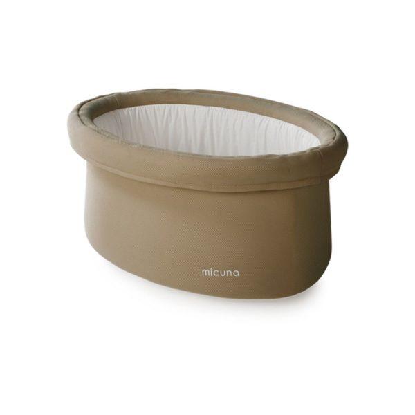 Smart Cradle Coffee Bassinet