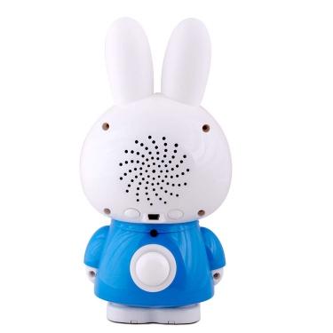 Alilo Big Bunny Blue Back