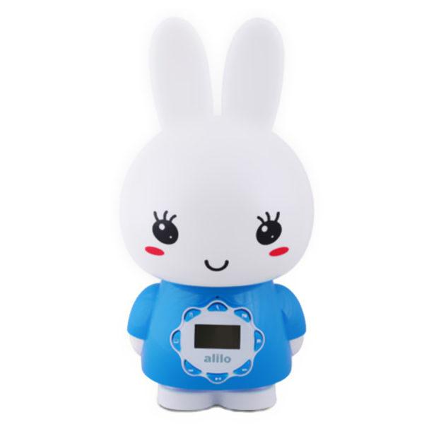 Big Bunny Multi-Function Night Light - Blue