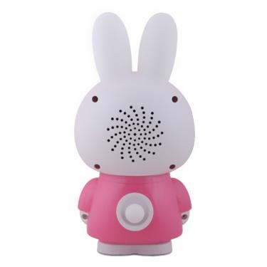 Alilo Honey Bunny Pink Back