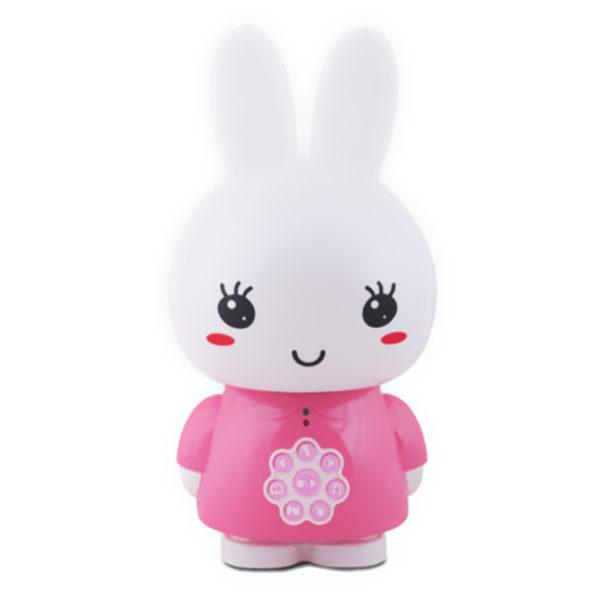 Honey Bunny Multi-Function Night Light - Pink