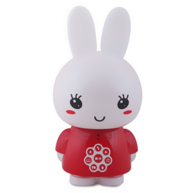 Alilo Honey Bunny Red