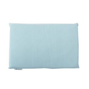 Aqua Cot Pillowcase