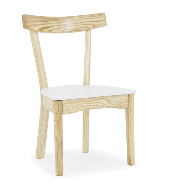 Ashton Toddler Chair - Wood