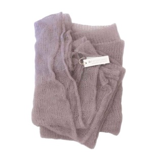 Atmosphere Vapour Mohair Blanket