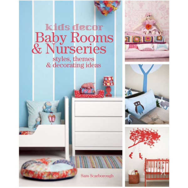 Baby Rooms and Nurseries by Sam Scarborough