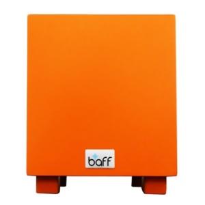Baff Drumming Stool - Orange