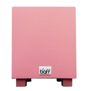 Baff Drumming Stool - Pink