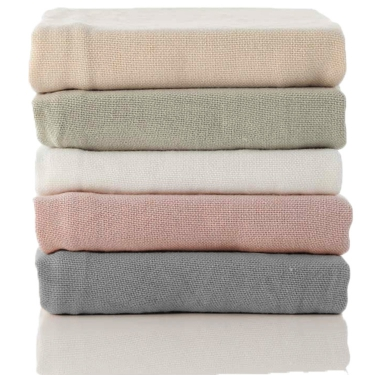 Bamboo Baby Blanket - Various Colours