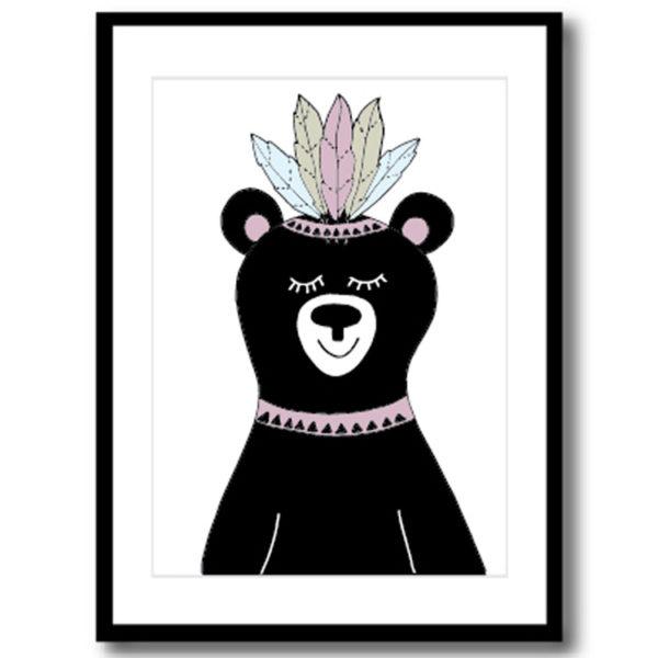 Art Print - Bear