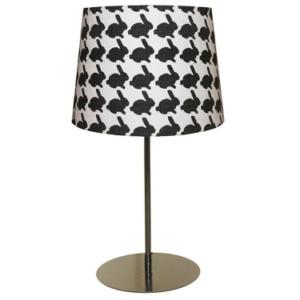 Metal Upright Lamp - Bunny