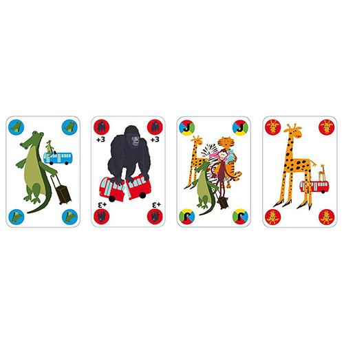 Gorilla Cards Djeco