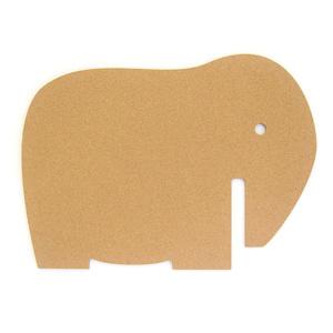 Elephant Cork Board