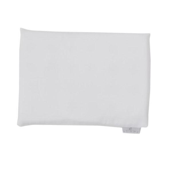 White Baby Pillowcase