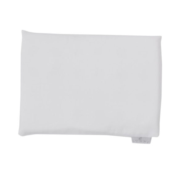 White Cot Pillowcase