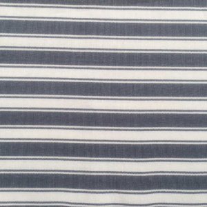 Denim Broad Stripe Fabric