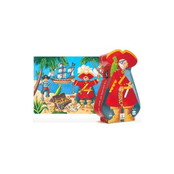 Djeco The Pirate Puzzle