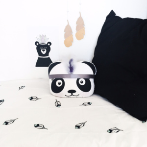 Feather Cot Set