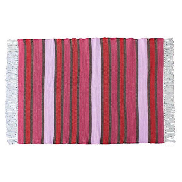 Girls ballroom Stripe Rug