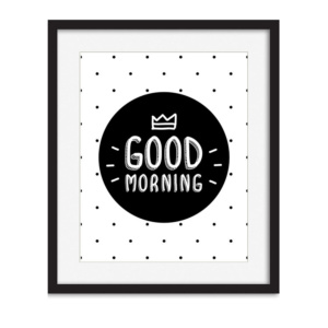 Art Print - Good Morning