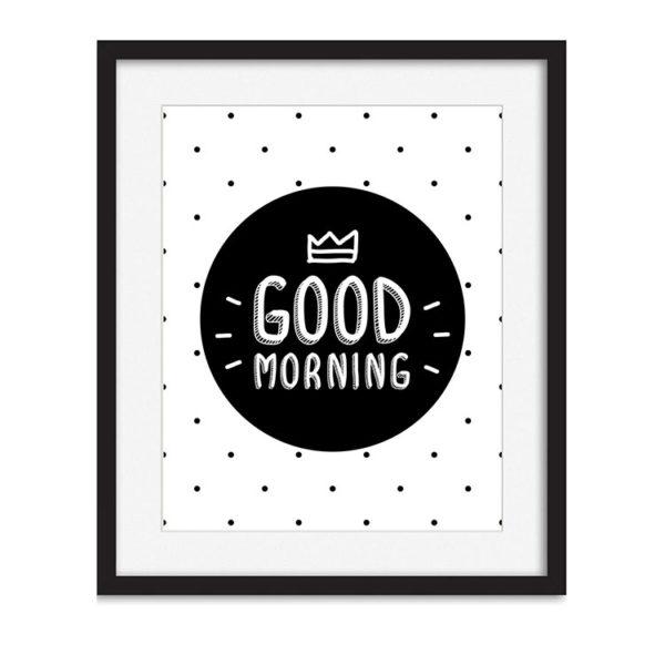 Art Print - Good Morning