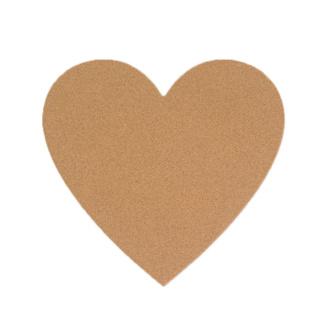 Heart Cork Board