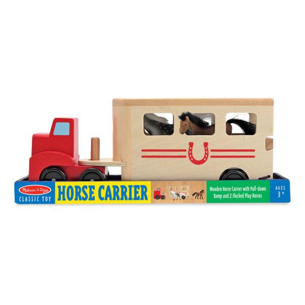 Horse carrier