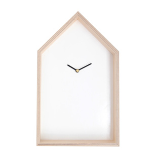 Birch House Wall Clock