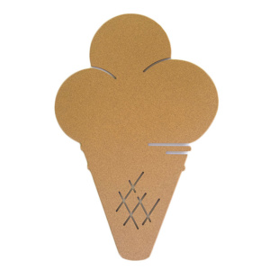 Ice Cream Cork Board