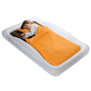 Indoor Toddler Travel Bed with Electric Pump