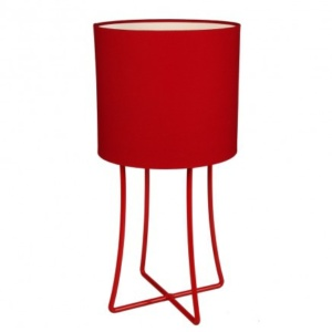 Jasper Lamp Red