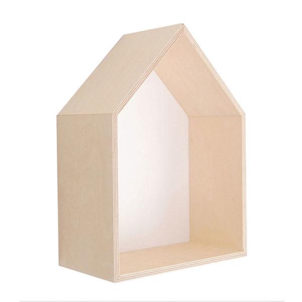 Shadow Box White Large
