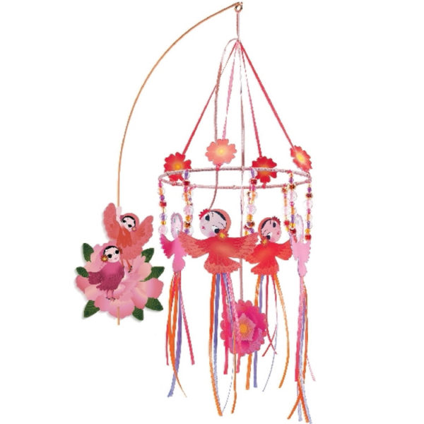 Merry Go Round Dreamcatcher Mobile