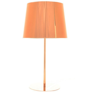 Metal Upright Table Lamp - Copper