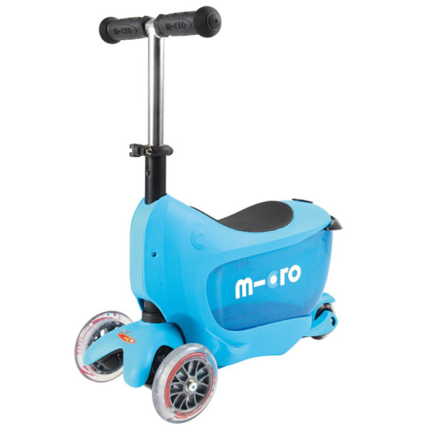 Micro Mini 2Go Blue
