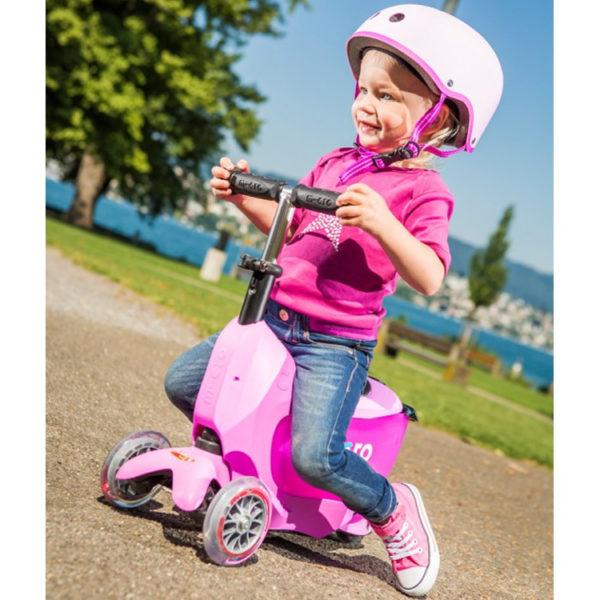 Micro Mini 2Go Pink